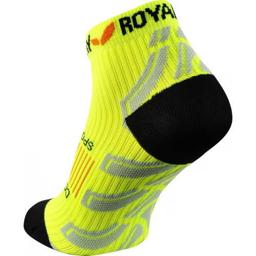 Skarpety do biegania ROYAL BAY® LOW-CUT Neon