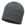 Lightweight Merino Wool Hat Solid Grey
