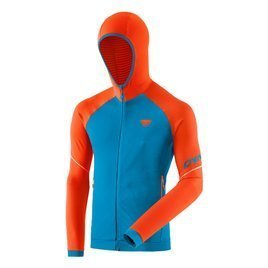 Bluza do biegania DYNAFIT SPEED THERMAL MEN HOODED JACKET