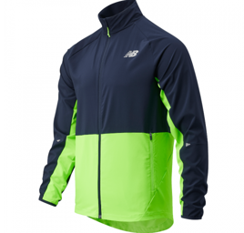Kurtka do biegania New Balance IMPACT RUN JACKET MJ01236EGL