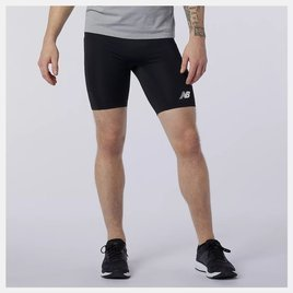 Spodenki do biegania New Balance Fast Flight 8 inch Fitted Short MS11249BK