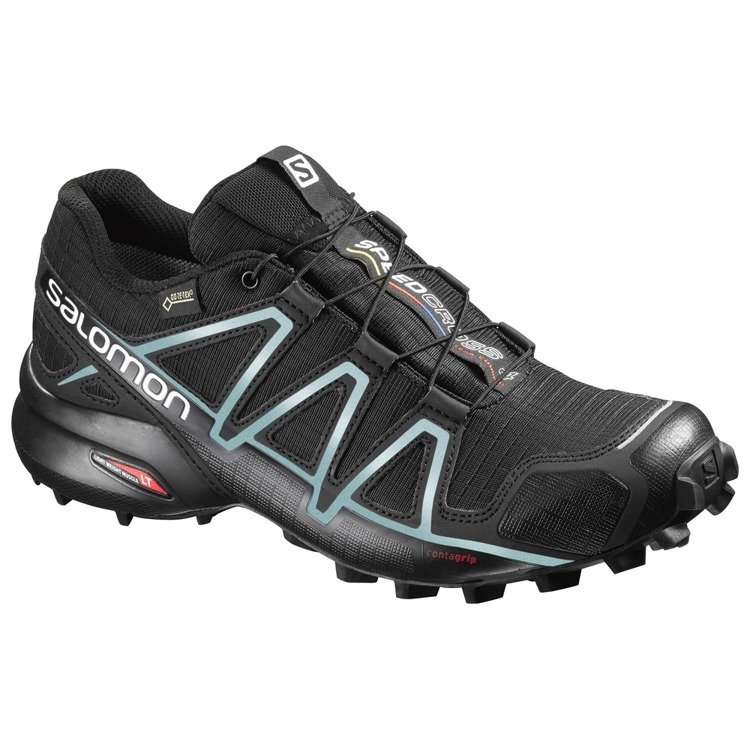 Buty do biegania damskie Salomon SPEEDCROSS 4 GTX® W
