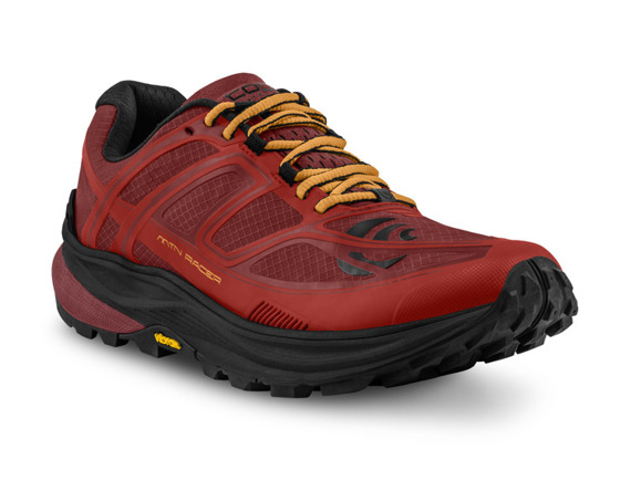 Buty do biegania trailowe Topo Athletic MTN RACER Red