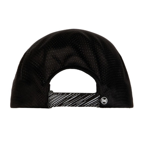 Czapka Buff® One Touch Cap R-SOLID BLACK