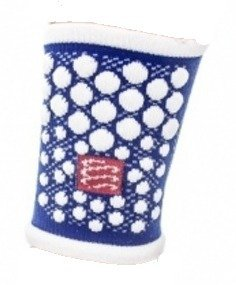Frotka COMPRESSPORT SWEAT BAND - Blue
