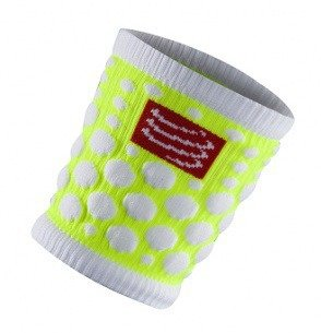 Frotka COMPRESSPORT SWEAT BAND - Yellow