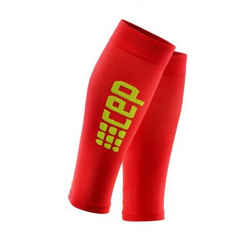 Opaski kompresyjne CEP Ultralight Pro+ Sleeves Red