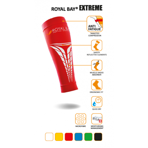 Opaski kompresyjne ROYAL BAY® Extreme