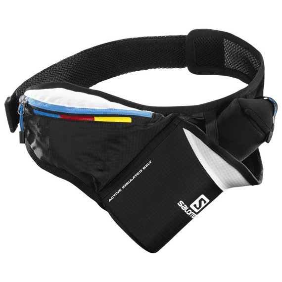 Pas z izolowanym bidonem Salomon ACTIVE INSULATED BELT