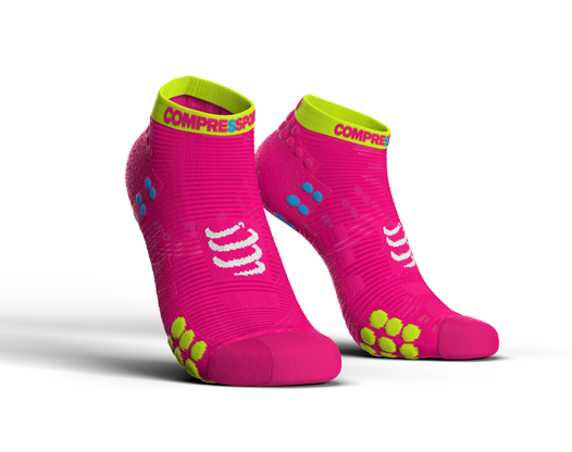 Skarpety COMPRESSPORT ProRacing Socks V3 Low
